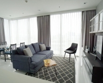 (เช่า) FOR RENT NARA 9 CONDOMINIUM / 2 beds 2 baths / 78 Sqm.**55,000** CLOSE BTS CHONGNONSI