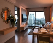 (เช่า) FOR RENT RHYTHM EKKAMAI / 2 beds 2 baths / 70 Sqm.**69,000** CLOSE BTS EKKAMAI