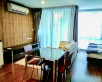 M486 Condo for rent D 65 Condo near BTS Ekkamai  3rd Floor, Studio 35 sqm. ready to move in
