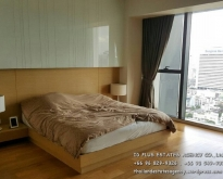 The Met Condo for Rent : 3 bedrooms 4 bathrooms 198 sq.m. on 30th floor Tower A.