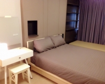 Elio Del Ray Sukhumvit 64 beautiful room fully furnished ready to move in BTS Punnawithi